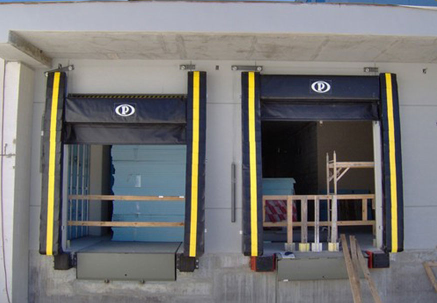 Adjustable Head Member overhead doors