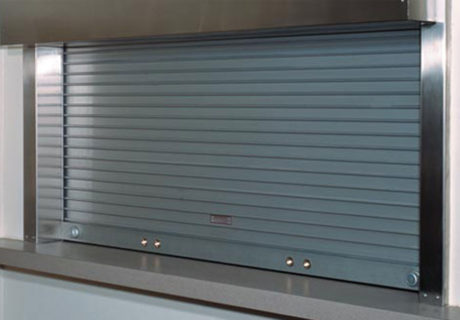 CHI Fire Counter Shutters overhead doors