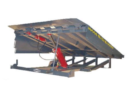 """HDH"" Series Heavy Duty Hydraulic overhead doors"