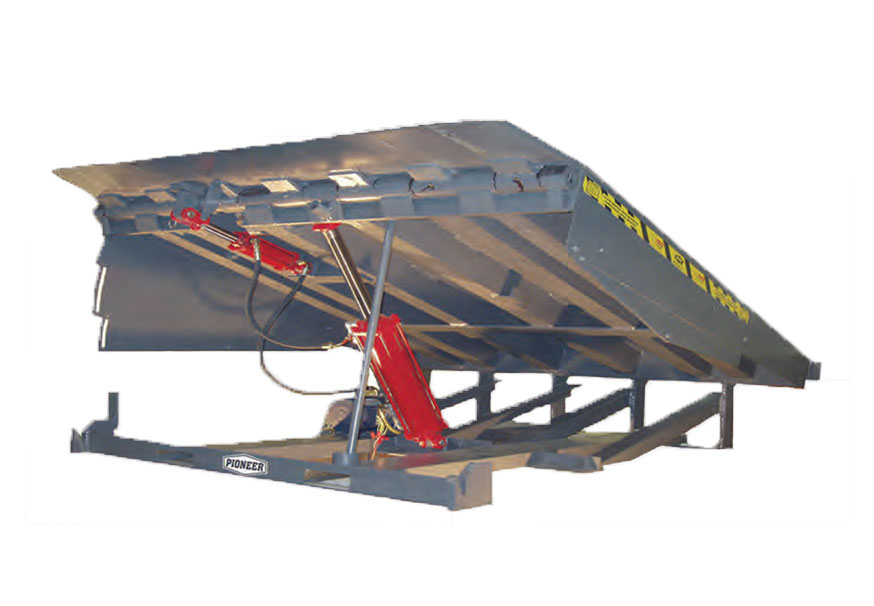 """HDH"" Series Heavy Duty Hydraulic overhead doors"