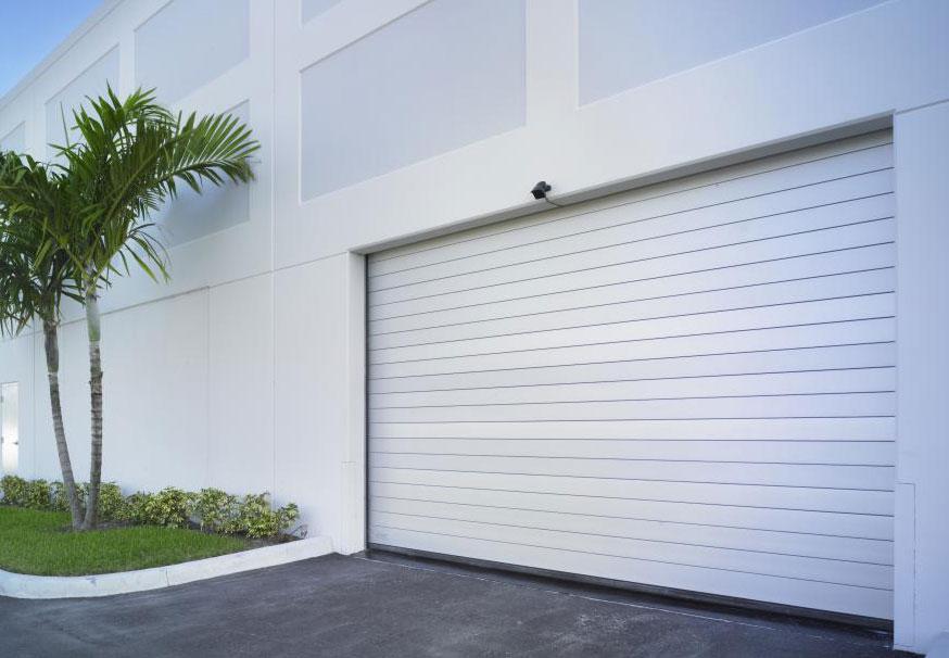 Spiral HZ (Hurricane Zone) overhead doors