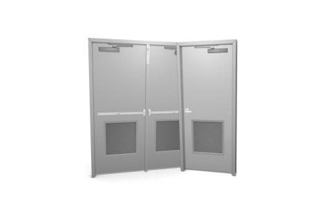 Commercial Metal Doors With Louvers overhead doors