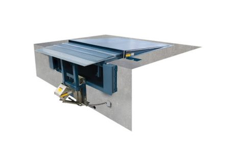 EZ Top Of Dock overhead doors