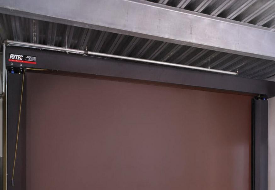Fast-Seal overhead doors
