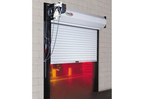 Fire Counter Shutters 7500 overhead doors