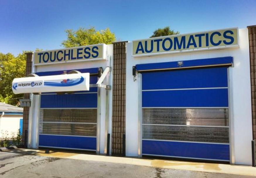 G2 HarshGuard Car Wash Doors overhead doors