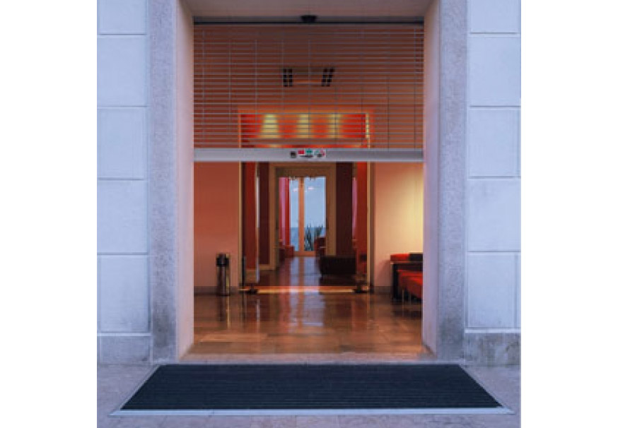 Lift Ready Coiling Grilles 9300 overhead doors
