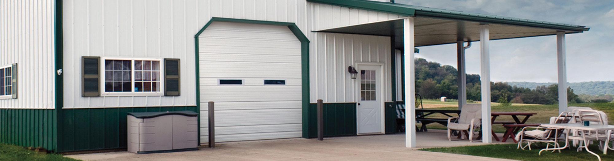 Pole Barn Doors Marvin S Garage Doors