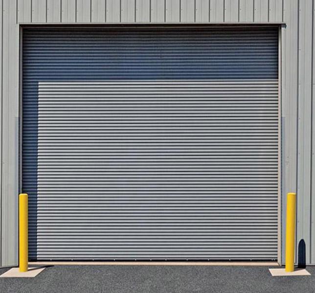 Commercial Rolling Steel Door : Rolling steel doors winston salem wilksboro beyond