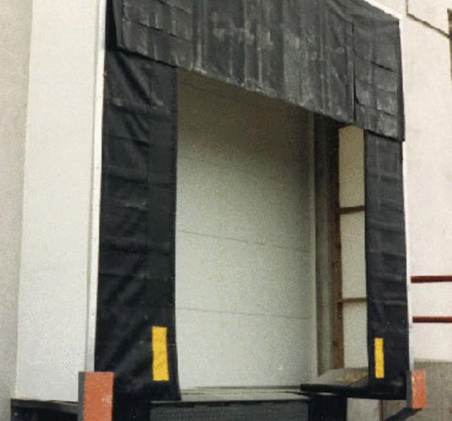 Standard Rigid Shelter overhead doors