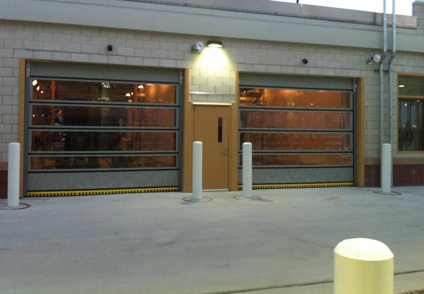 Wynd Star overhead doors