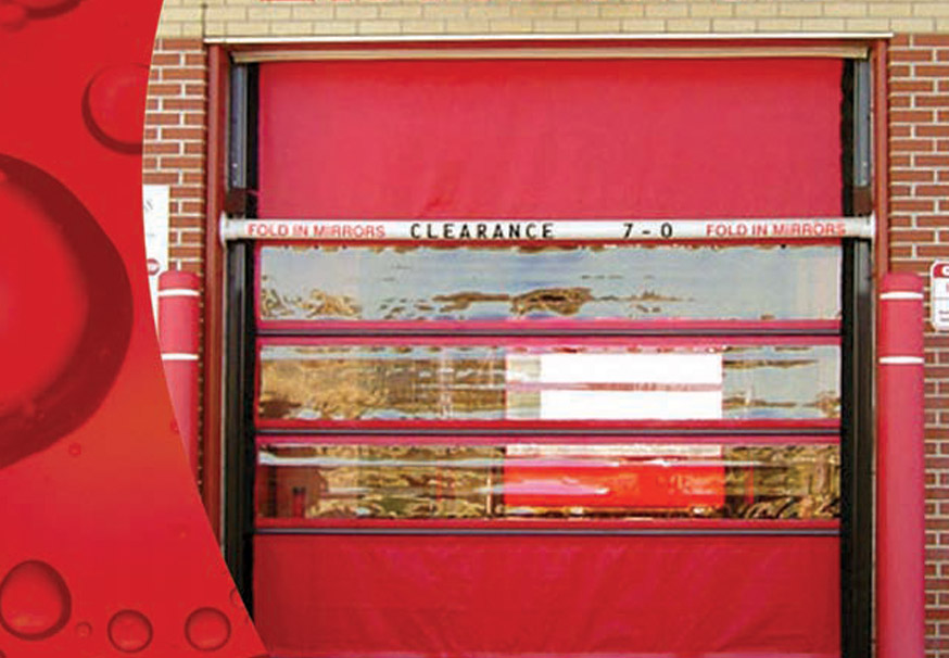 XRS Roll-Up Door Package overhead doors