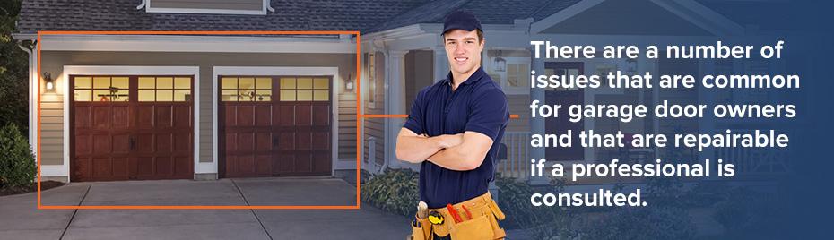 Common-Garage-Door-Problems