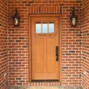 Craftsman Entry Door