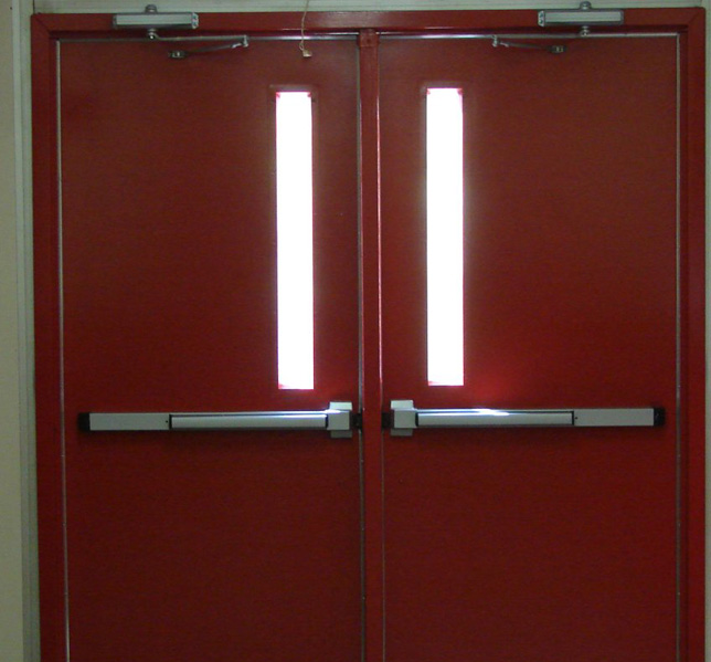 Commercial Door Fixtures : Commercial garage door products marvin s doors