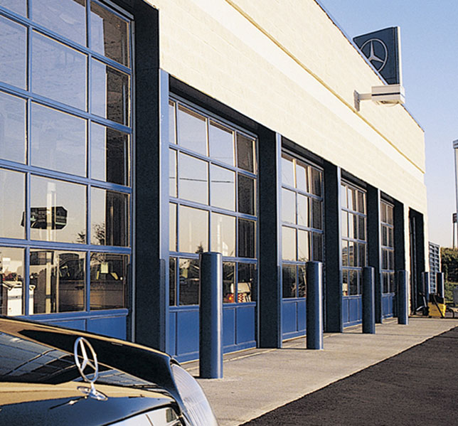 Commercial Garage Door Products Marvin S Garage Doors