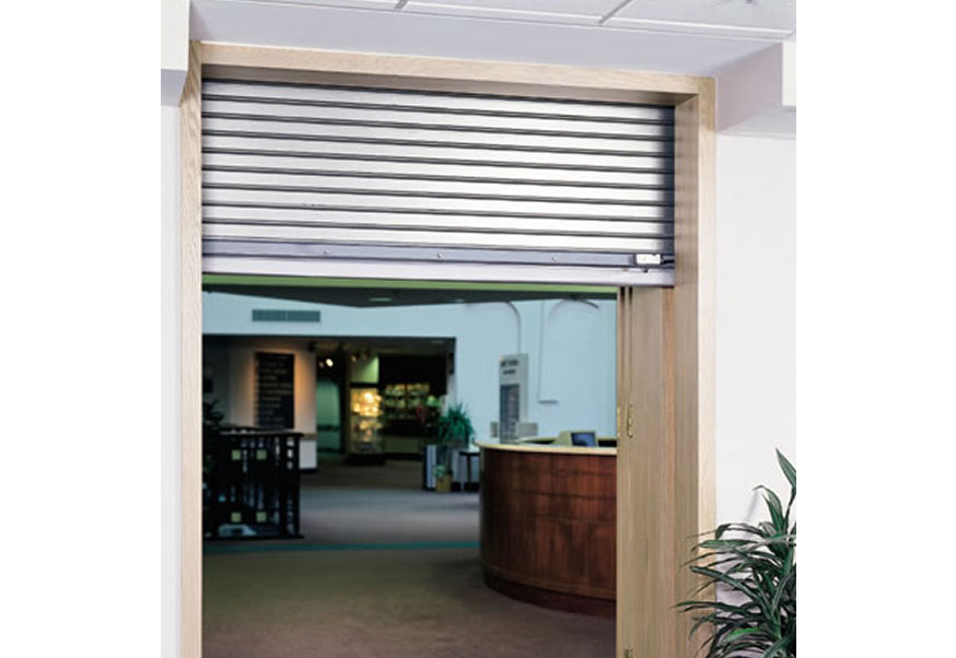 FireGard™ Rolling Fire Doors overhead doors