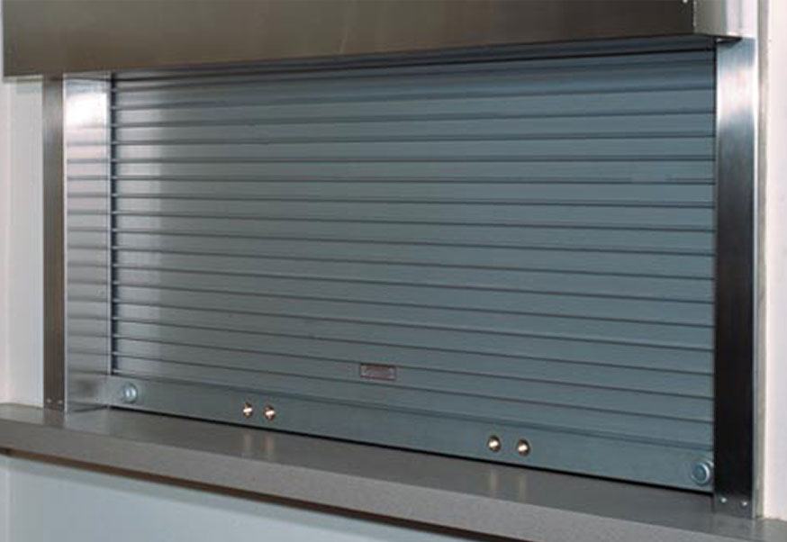 Chi Fire Counter Shutters Marvin S Garage Doors