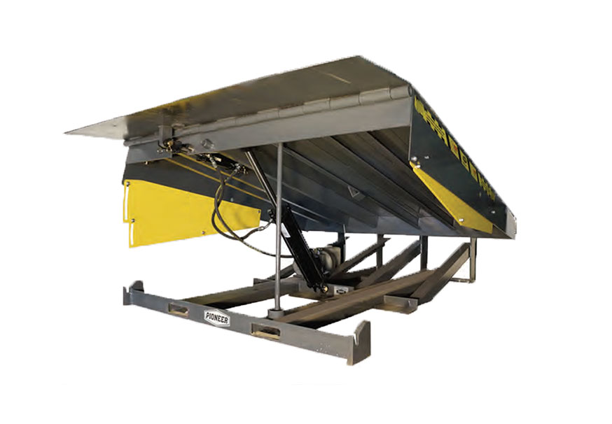 """HP"" Series Hydraulic overhead doors"
