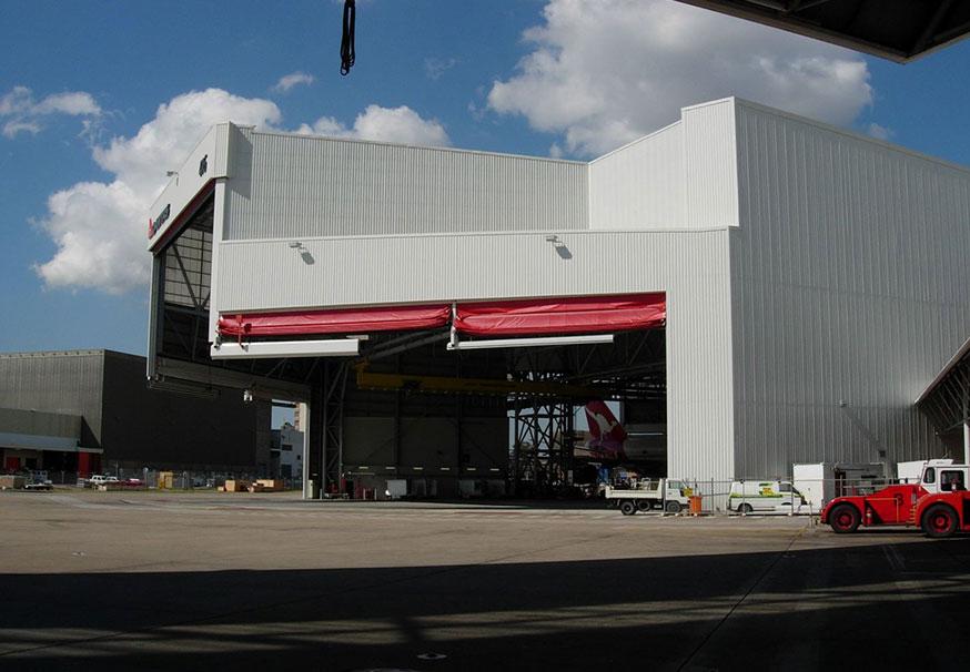 Megadoor VL3190 overhead doors