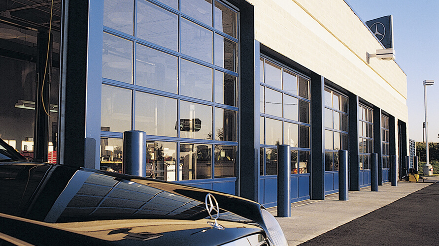 Architectural Series Overhead Doors