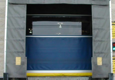 Bantam. Spiral LH (Low Headroom) overhead doors & High Speed Doors | Winston Salem East Bend Wilkesboro NC ...