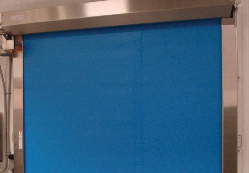 Clean-Roll overhead doors