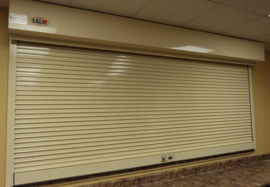 CHI Counter Shutter 6500 overhead doors