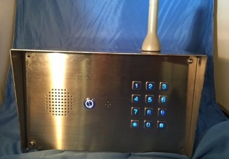 Model ECGO-GKP overhead doors