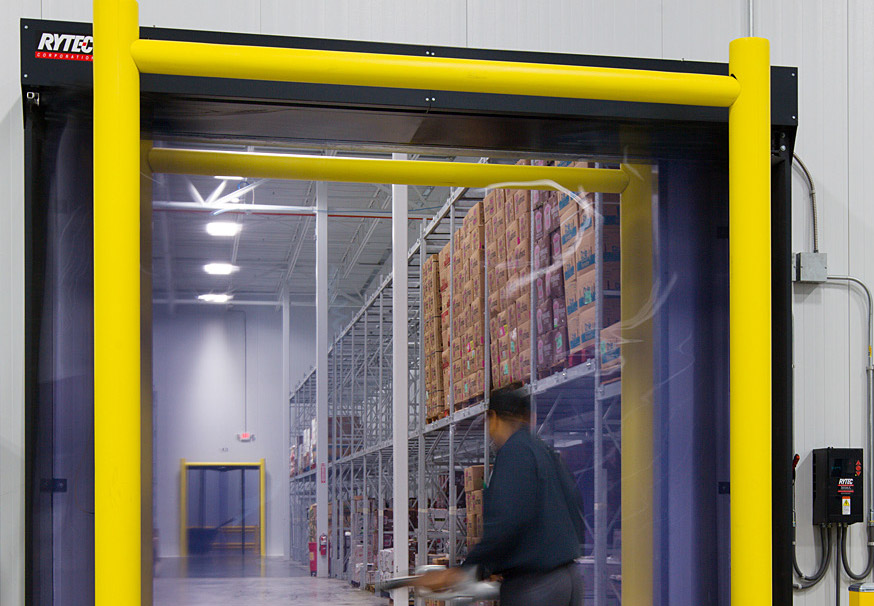 Fast-Fold overhead doors