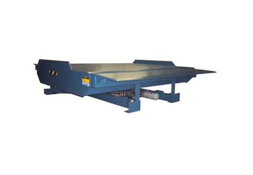 Hydraulic Sliding Lip Rail Dock overhead doors