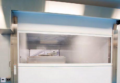 Pharma-Roll overhead doors