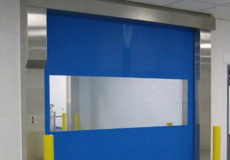 Industrial Fabric Roll Up Doors Marvin S Garage Doors