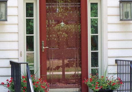 Standard Storm Doors garage doors