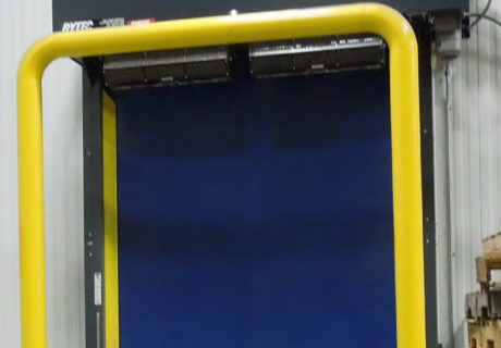 Turbo-Seal Insulated overhead doors