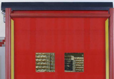 Turbo-Seal SR overhead doors