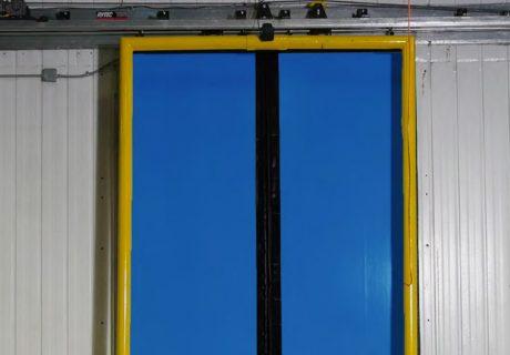 Turbo-Slide overhead doors