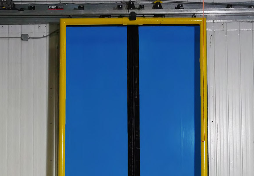 Turbo-Slide overhead doors