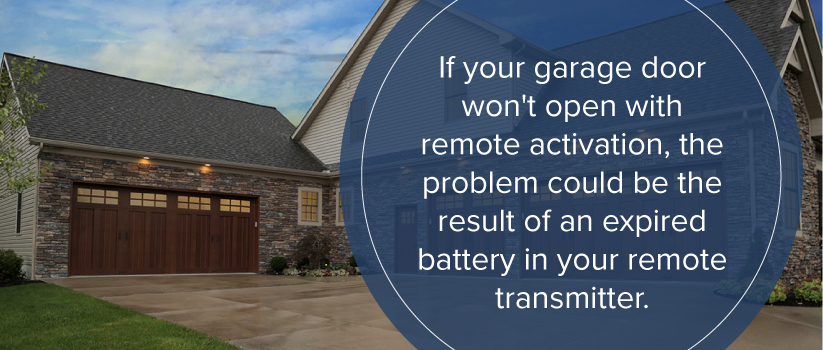 Reasons Why Your Garage Door Won't Open or Close | Marvin's