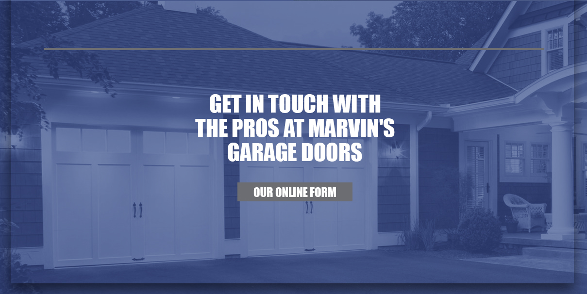 Energy efficient garage doors marvin 39 s garage doors for Energy efficient garage doors